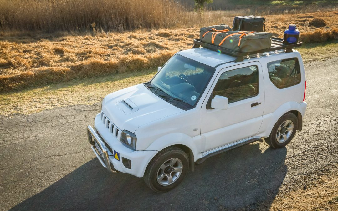 Why we use the Suzuki Jimny for your rental
