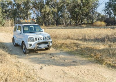 Travel South Africa with Tread Lite 4x4 hire