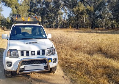Equipped Suzuki Jimny hire in South Africa