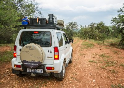 Exploring the back roads of South Africa with Tread Lite 4x4 hire