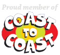 A proud member of the Coast to Coast guide