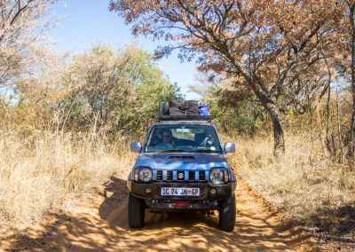 Affordable 4x4 rental in South Africa with Tread Lite 4x4 hire