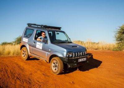 Suzuki Jimny rental in South Africa