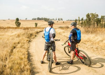 mountain bike hire package south africa