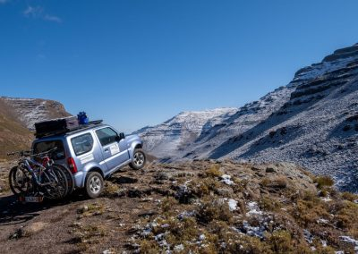 4x4 and Mountain Bike hire in South Africa