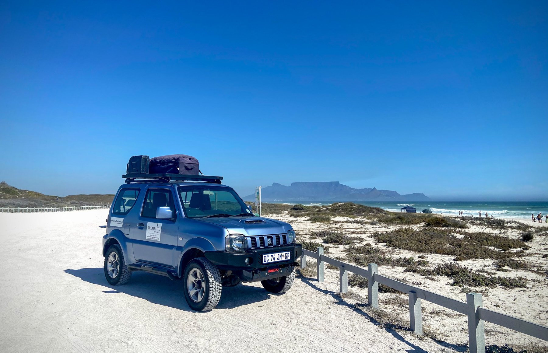 Exploring South Africa in a Suzuki Jimny