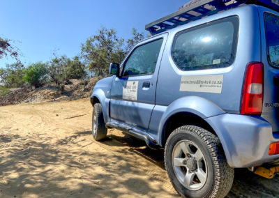 4x4 Suzuki Jimny Rental Specials in South Africa