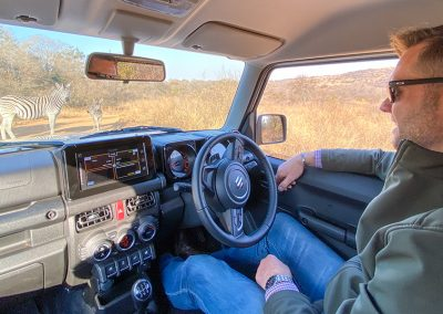 Travel to South Africa in our Suzuki Jimny rentals