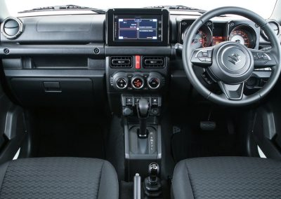Jimny Automatic Interior