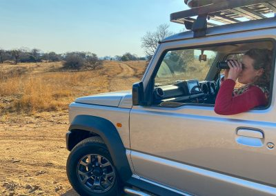 The new Jimny is ideal for your vacation across South Africa