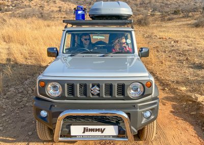 Self drive vacations to South Africa with the new Jimny