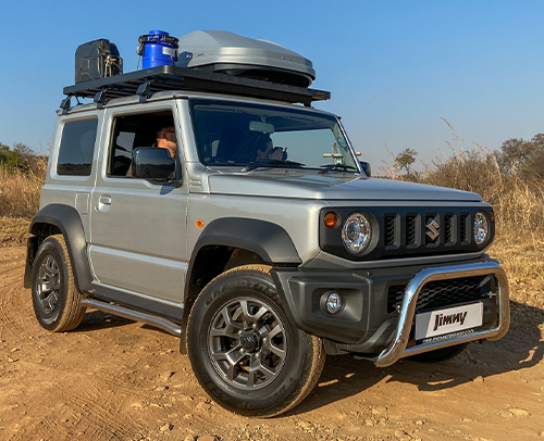 Rent the new Suzuki Jimny in South Africa with Tread Lite 4x4 hire
