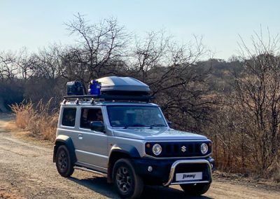 Jimny rental on 4x4 self-drive vacation through South Africa and Lesotho