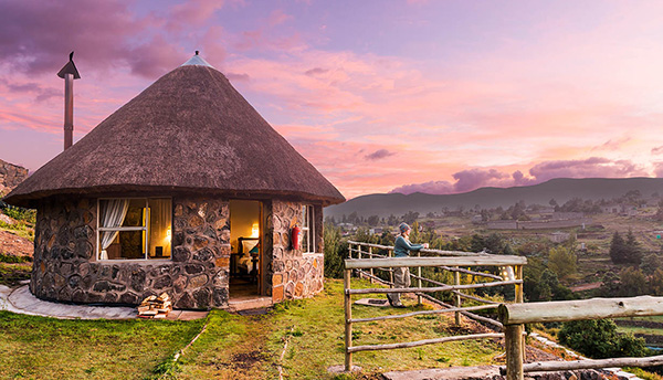 Mountain escape to Semonkong Lodge with Tread Lite 4x4 hire