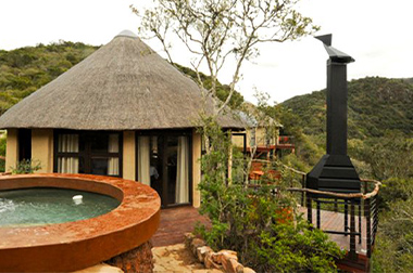Nyathi Camp at Addo Elephant National Park
