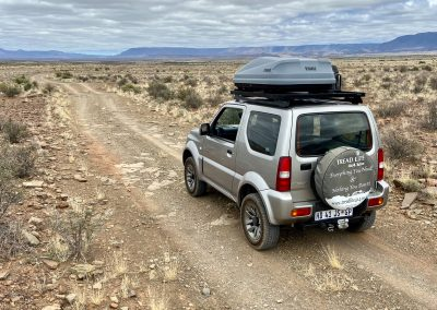 Exploring the Karoo with Tread Lite 4x4 hire