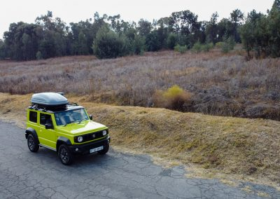 Travel South Africa with our Suzuki Jimny rentals