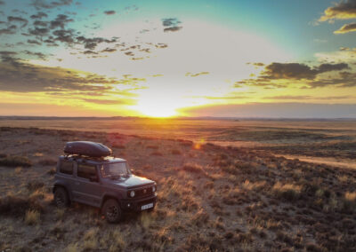 Gen4 1.5 Jimny Rental in South Africa with Tread Lite 4x4 hire