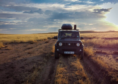 Exploring South Africa in our Suzuki Jimny 4x4 rentals