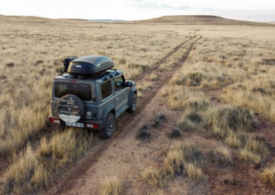 Self-drive safari in South Africa with an equipped 4x4 rental
